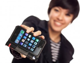Pepper Spray Case for iPhone