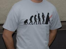 Evolution of Evil T-Shirt