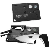 Tool Logic Credit Card Survival Kit