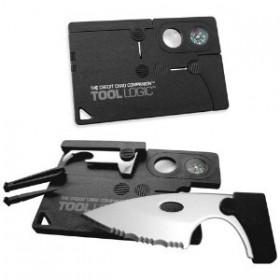 Tool Logic Credit Card Survival Kit