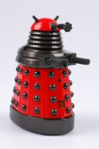 Doctor Who Desktop Patrol Red Dalek