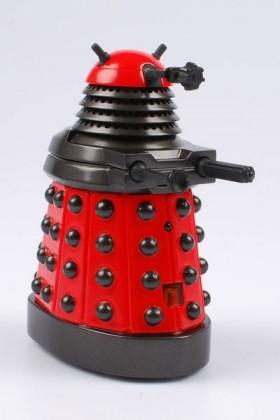Doctor Who Desktop Patrol Red Dalek
