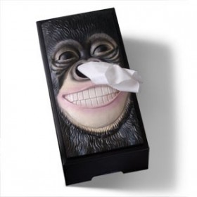 King Kong Tissue Box Cover