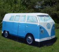 Groovy Volkswagon Tent