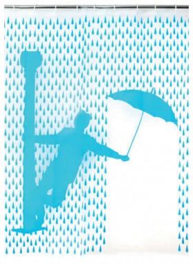 Singin' In The Shower Curtain