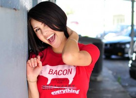 Bacon, It's What's For Everything T-Shirt