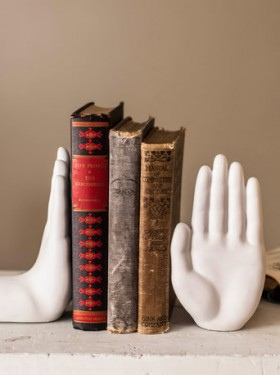 Gimme Five Bookends