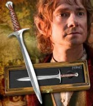 The Hobbit Swing Sword Letter Opener
