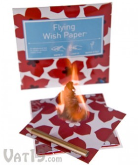 Flying Wish Paper Kits