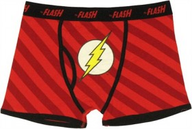 DC Flash Red Boxers