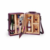 Manhattan Traveling Bar Set