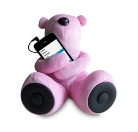 Teddy Bear MP3 Stereo Speakers