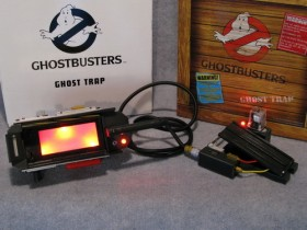 Mattel Ghostbusters Replica Ghost Trap