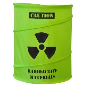Radioactive Toxic Laundry Bin