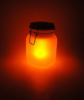 Sun Jar LED Solar Light