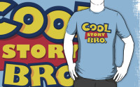 Cool Toy Story Bro Shirt