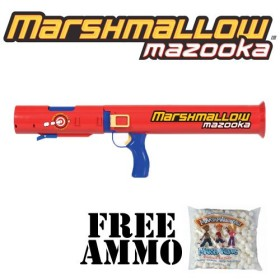 Marshmallow Shooter