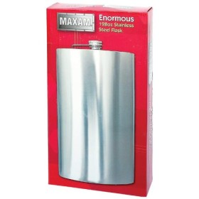 Gallon Size Stainless Steel Flask