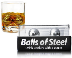 Balls of Steel Drink Coolers
