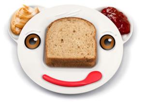 Fred-and-Friends-Spreddy-Bear-Sandwich-Plate