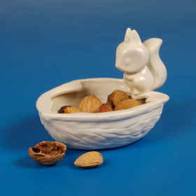 Squirrel Nut Bowl