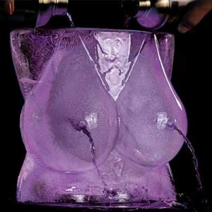 Breast Ice Mold