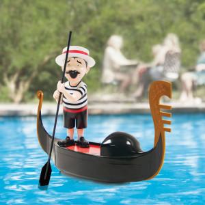 The Serenading Pool Gondolie