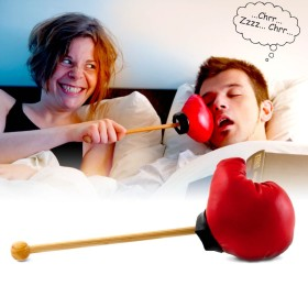 Snore Stopper Boxing Glove