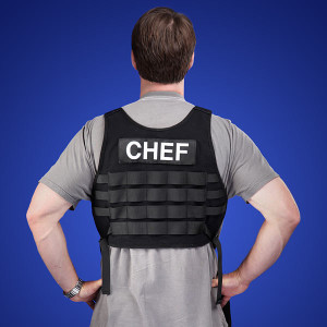 Tactical Chef BBQ Apron