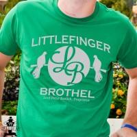 Littlefinger Brothel Graphic T-Shirt