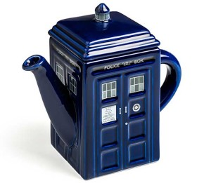 Time Machine Teapot