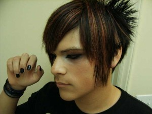 The Emo Look