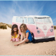 CLASSIC PINK VW CAMPER PLAY TENT