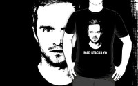 """Mad Stacks Yo"" Jesse Pinkman Shirt"