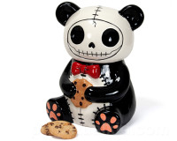 Furrybones Panda Cookie Jar