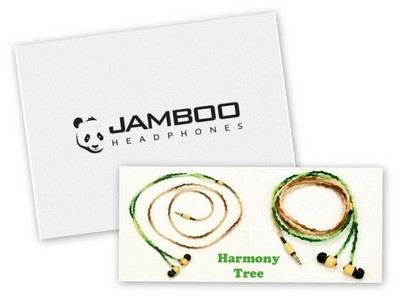 Jamboo Headphone Review