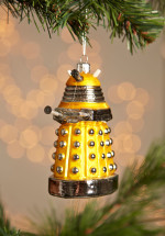 Dalek the Halls Ornament