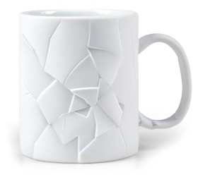 Cracked Up Mug
