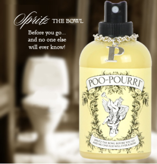 Poo~Pourri® is the before-you-go® toilet spray taking over North America with its hilarious viral videos featuring a straitlaced and distinguished redhead who has many hysterical catch phrases for poop and how to deal with the 'scandal left behind'.