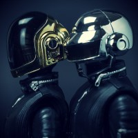 Daft Punk Action Figure Set