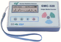 GMC-320 PLUS Geiger Counter