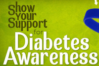 Free Wristband – Support Diabetes