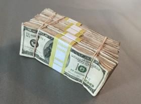 Fake Money Movie Prop