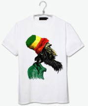 Bearded Rasta Tee